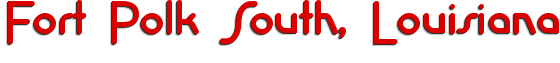 Fort Polk South business directory logo